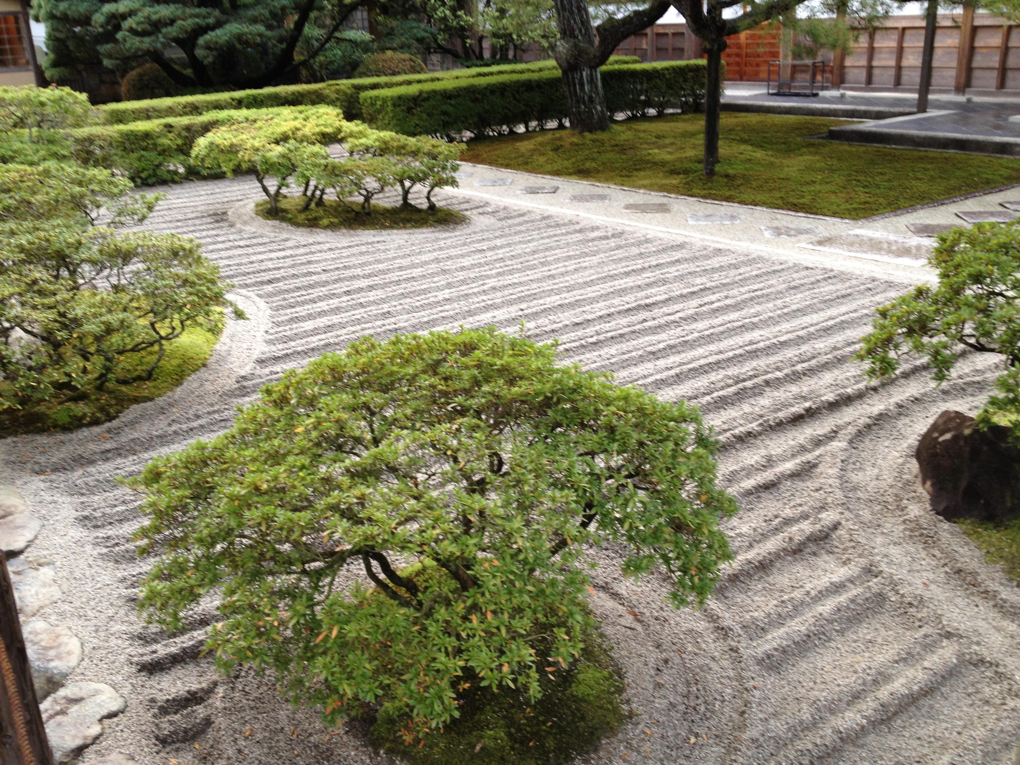 Tofukuji la gare le chemin de la philosophie ginkakuji for Jardin sec