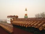 Toits jaunes de la période Qing