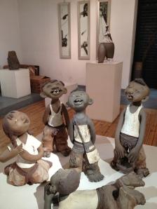 Statuettes typiques