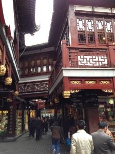 Bazaar de Yu Gardens