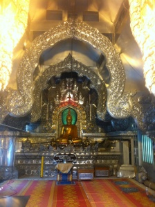 Silver Shrine Srisuphan