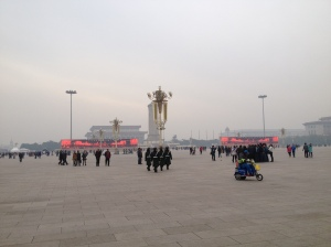 Tian'an Men Square