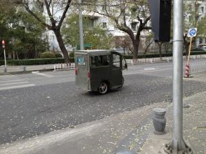 Taxi passe-partout