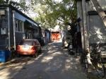 Hutong dans le quartier des 2 temples