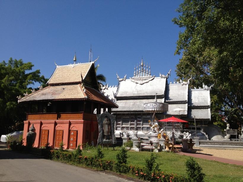 Silver Shrine Srisuphan