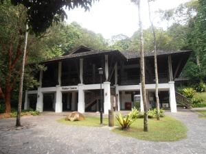Visitor Center de Bukit Timah