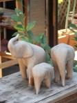 Jolis petits éléphants