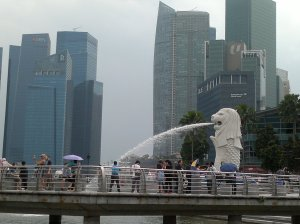 Encore Merlion ...