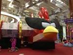 Angry bird à Changi