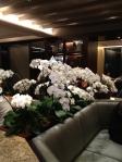 Les orchidées ici aussi
