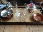 Notre hanok du thé