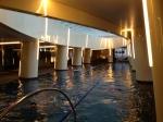 Relax à la piscine de l'hôtel