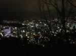 Séoul à la nuit profonde