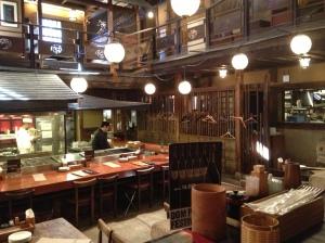 Restaurant Gonpachi