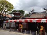 Temple Thian Hock Keng dans chinatown